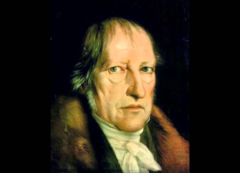 gwf hegel thesis Georg wilhelm friedrich hegel (1770-1831) was a german philosopher and historian whose literary work is notoriously dry and boring to read (besides being almost unintelligible) his main works concern a woo -propagating idea known as the 'world spirit', and a solid idea known as the hegelian dialectic.